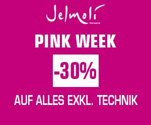 Pink Week bei Jelmoli Versand